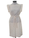 Womens Preppie Dress