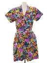 Womens Totally 80s Romper