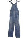 Mens Denim Overall Jeans Pants