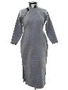 Womens Cheongsam Cocktail Dress