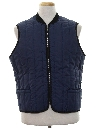 Mens Ski Style Work Vest Jacket