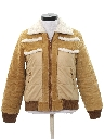 Womens Totally 80s Corduroy Ski Jacket