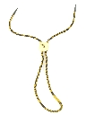 Mens Accessories - Fishing Lure Bolo Necktie