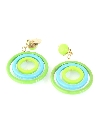 Womens Accessories - Mod Earrings