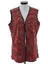 Womens Mod Sweater Vest