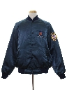 Mens Work Style Baseball Jacket