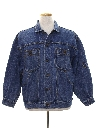 Mens Totally 80s Denim Jean Jacket