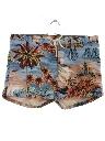 Mens Hawaiian Shorts