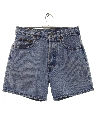 Womens Wicked 90s Designer Denim Shorts