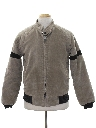 Mens Brushed Cotton Motorcycle Style Jacket