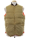 Mens Reversible Hunting Vest Jacket
