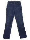 Womens High Waisted Straight Leg Denim Jeans Pants