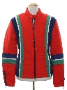 Mens Totally 80s Ski Jacket