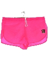 Mens Totally 80s Running Sport Shorts