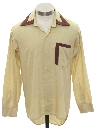 Mens/Boys Mod Sport Shirt