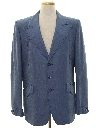 Mens Disco Western Blazer Sport Coat Jacket