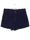 Womens Corduroy Shorts
