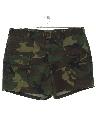 Mens Camo Army Shorts