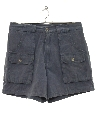 Mens Hiking Cargo Sport Shorts