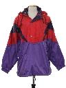 Mens Wicked 90s Ski Windbreaker Jacket
