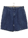 Mens Totally 80s Denim Shorts