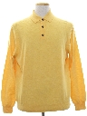Mens Wool Knit Shirt
