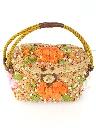 Womens Accessories - Straw  Hippie Purse
