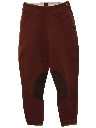 Womens Mod Equestrian Riding Pants
