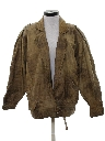 Womens Totally 80s Leather Jacket