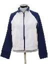 Womens Golf Zip Jacket