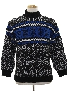 Mens Totally 80s Ski Sweater