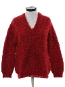 Womens Mohair Sweater