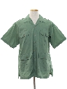 Mens Safari Sport Shirt