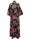 Womens Hippie Lounge Dress