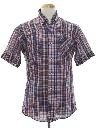 Mens Preppy Shirt