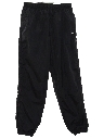 Mens Baggy Totally 80s Track Pants