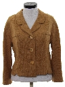 Womens Mod Wool Jacket