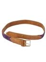 Unisex Accessories - Hippie Leather Belt
