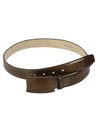Womens Accessories - Designer Leather Belt