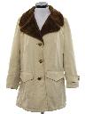Womens Car Coat Jacket