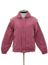 Womens Totally 80s Ski Style Jacket