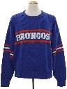 Mens Broncos Sweater