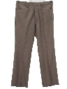 Mens Mod Western Style Leisure Pants