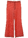 Womens Bellbottom Knit Pants