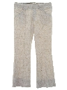 Womens Flared Knit Western Leisure Pants