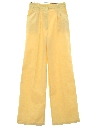 Womens Totally 80s Wide Leg Pleated Preppy Pants