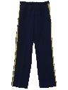 Womens Band Uniform Slacks Pants