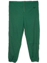 Mens Baggy Totally 80s Style Track Pants