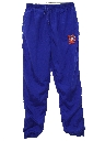 Mens Baggy Track Pants