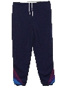 Mens or Boys Totally 80s Style Baggy Track Pants